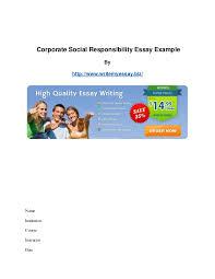 corporatesocialresponsibilityessayexample lva app thumbnail jpg cb