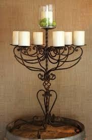 wrought iron candelabra wrought iron candelabra wrought iron candle chandelier non electric