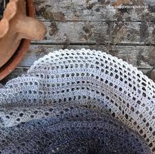 Crochet Mandala Vest Pattern Free Simple Inspiration