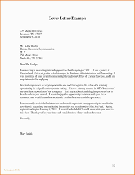 How To Write A Cover Letter Harvard Awesome Cover Letter Format