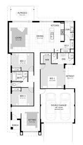 House Designs Floor Plans 3 Bedrooms Browse Our Range Of 3 Bedroom House Plans In 2019 House