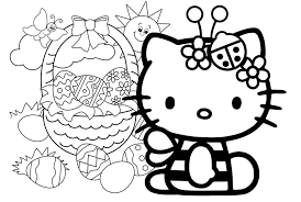 They're adorable and easy to print off and enjoy! Happy Easter Coloring Pages Disney Mickey Pluto Eggs My Little Pony Hello Kitty Country Victorian Times