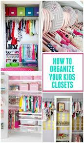 kids closet organization ideas kid bedrooms inspiration of diy closet organizer plans