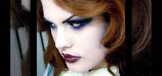 how to create a dark y alice in wonderland makeup look for makeup wonderhowto