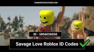 Every code for brookhaven rp 2021! Savage Love Roblox Id Codes Remixes Included 2021 Game Specifications
