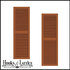 to enlarge wood louvered shutters wooden exterior composite