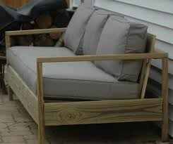 patio diy outdoor dining table patio ideas couch furniture on pertaining to diy sectional sofa frame