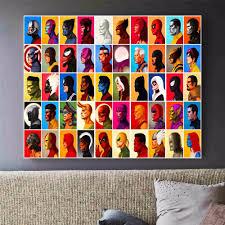Marvel Superhero Bedroom 3d Light Fx Marvel Comics Super Hero 3d Deco Lights Buy Marvel