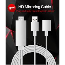 iphone to hdmi. hd-mirroring-cable-iphone-android-lightning-to-hdmi- iphone to hdmi