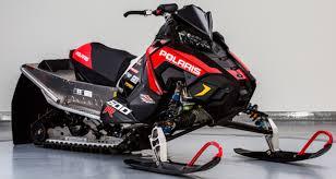 polaris unveiled 2018 600r race snowmobile snowgoer