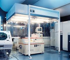 PIVA Laboratory Class 10000 Clean Room Class100 Clean Room View Class 100 Clean Room Design