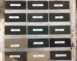 Military Carc Paint Colors And Options Expedition Supply