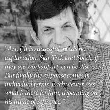 Leonard Nimoy Quotes Fascinating 48 Leonard Nimoy Quotes That Inspired Us To Boldly Go Quote It