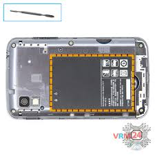 disassemble LG Optimus L4 II Dual E445 ...