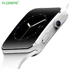 huawei smartwatch on wrist. floveme e6 smart watch on wrist bluetooth smartwatch for android samsung huawei sony xiaomi sim u