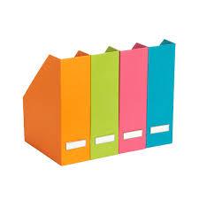 Colorful Magazine Holders Bigso Orange Stockholm Magazine Holder Magazine files Container 1