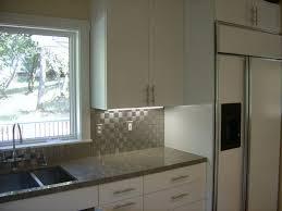 kitchen backsplash stainless steel tiles:  images about okino kitchen backsplash ideas on pinterest copper glass mosaic tiles and mosaics