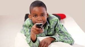 black kids watching tv. how to be smart about your kids and tv black watching tv