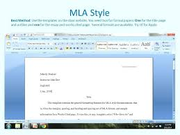 Mla Template For Word 2013 Template Mla Format Template Mac Word Essay Example Word Mla