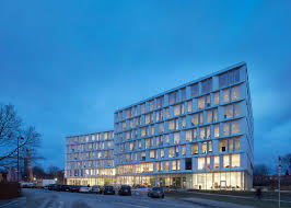 microsoft office building. 9 Of 9; Microsoft Building By Henning Larsen Architects Office U
