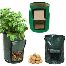 Potato Grow <b>Planter Felt</b> Cloth/PE <b>Bag Planting</b> Container <b>Bag</b> ...