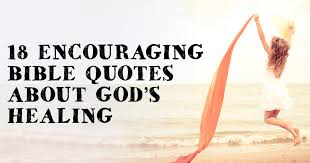 Quotes About Healing Gorgeous 48 Encouraging Bible Quotes About God's Healing ChristianQuotes
