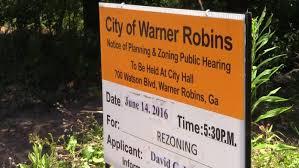 Walmart Warner Robins Walmart Expansion Upsets Warner Robins Neighbors 41nbc