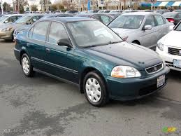 1998 Honda Civic Sedan - news, reviews, msrp, ratings with amazing ...