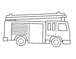 Small Picture Fire Truck Coloring Page Coloring Pages Online