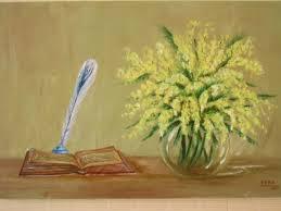 """Résultat de recherche d'images pour """"tableaux de mimosas"""""""