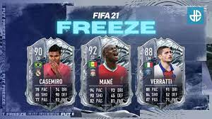 FIFA 21 Ultimate Team Freeze promo LIVE: start time, Icon Swaps, leaks,  predictions - Dexerto