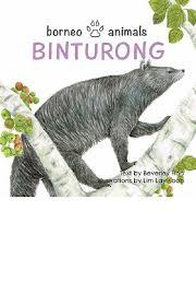 Small Picture Borneo Animals Binturong