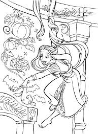 Small Picture Disney Princess Tangled Coloring Pages Get Coloring Pages