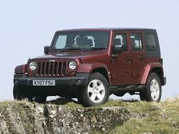 jeep wrangler 2 door and jeep wrangler 4 door unlimited