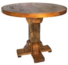 30 round dining table tables mdash reclaimed rustic woodworks rrd28 30 nbsp 42 arthurian round dining table 305h rrd28