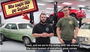 mid america motorworks recent por video check out the holley lame off yes it s a thing