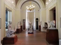 usher gallery sculpture gallery