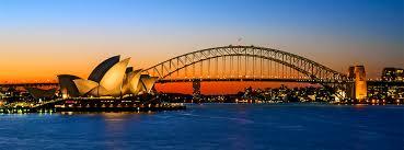 australia sydney travel writing