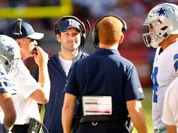dallas cowboys brett favre on cowboys qbs tony romo should bench  dallas cowboys brett favre on cowboys qbs tony romo should bench himself until dak prescott starts struggling sportsday