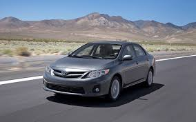 Refreshed 2011 Toyota Corolla to Debut at Los Angeles Auto Show