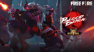 Free Fire Welcomes Blood Demon Rikoto To Its Roster