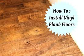 how to install glue down vinyl plank flooring installing on concrete floors a do it l