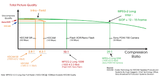 Video Comparison Chart Full Motion Video Comparison At Dvinfo Net