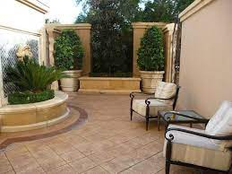 terrazzo suite patio picture of the