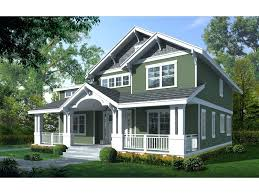 exquisite craftsman two story with deep covered porch 1 2 home plans full size