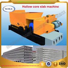 hty precast concrete hollow core slab machine copy
