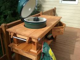 extraordinary plans for large green egg table 27336 forazhouse