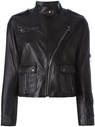 marc jacobs cropped biker jacket women clothing marc jacobs boots