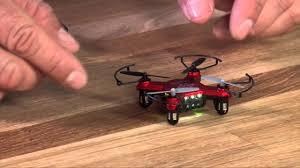 propel rc quark micro drone instructional video