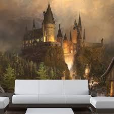 wizards castle wall mural sticker